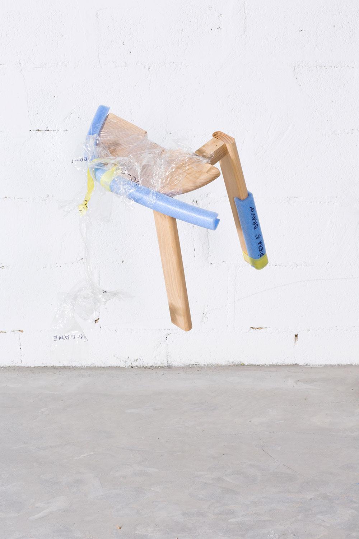 Bravo stool | Jara Varela